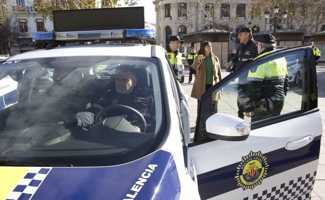 Reclaman cámaras para grabar los servicios de la Policía Local