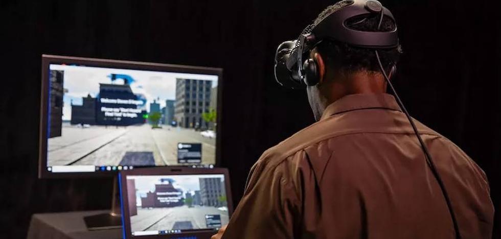 Realidad virtual para aprender a conducir