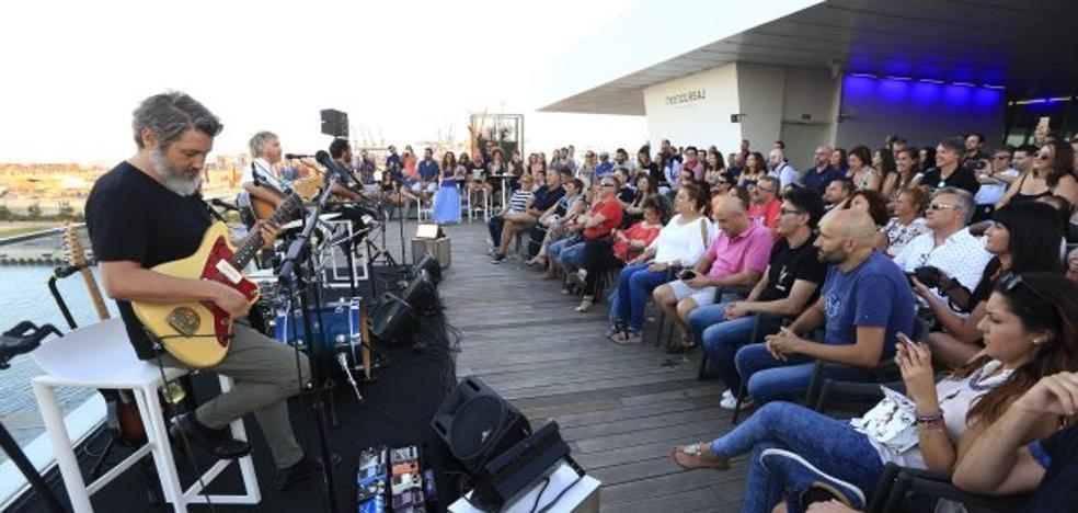 Las terrazas culturales llenan la Comunitat Valenciana