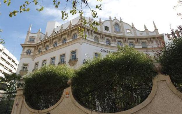 Antiguo Hospital 'La Cigüeña' de Valencia