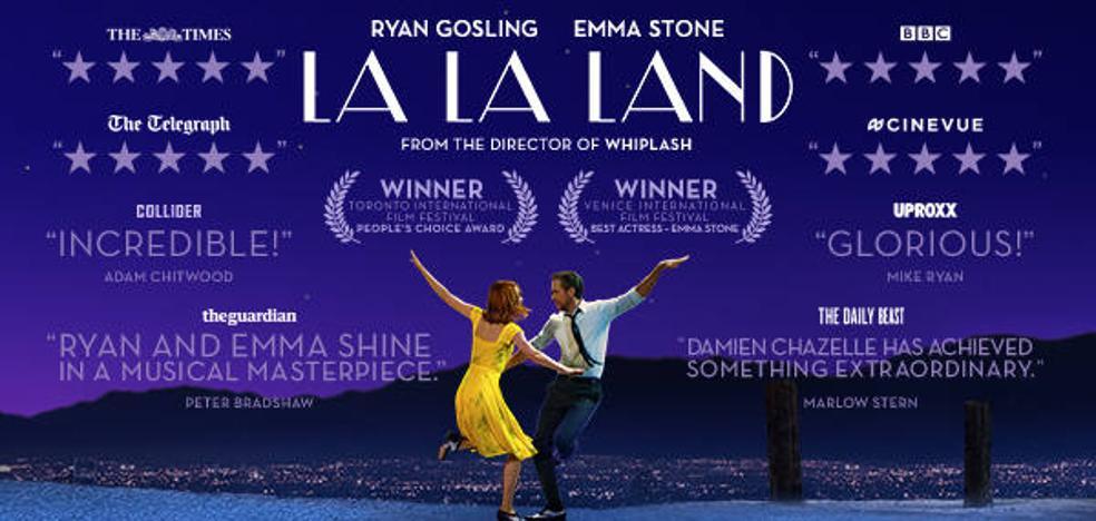 La Filmoteca d'Estiu proyecta 3 sesiones de 'La ciudad de las estrellas (La La Land)'