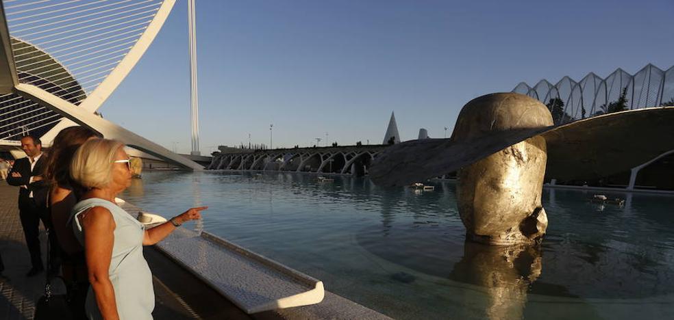Los valencianos elegirán hasta el 15 de septiembre la obra de Manolo Valdés que se quedará en la Marina