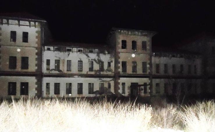 Fotos de los lugares más terroríficos de la Comunitat Valenciana