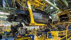 Ford Almussafes fabricó tres modelos en exclusiva mundial en 2016: el Tourneo Connect, el S-Max y el Galaxy