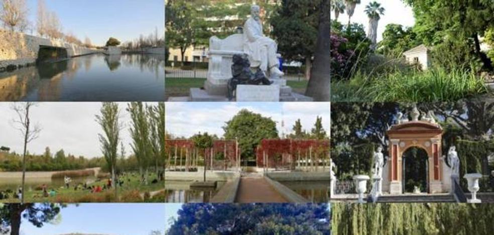 Los jardines más románticos de Valencia