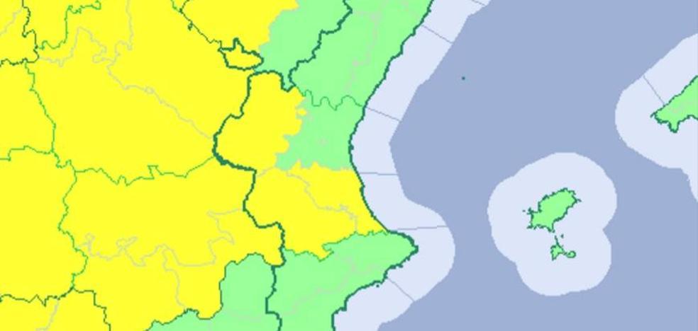 El tiempo en Valencia, Alicante y Castellón | Valencia está en riesgo amarillo por altas temperaturas que pueden llegar hasta los 39ºC