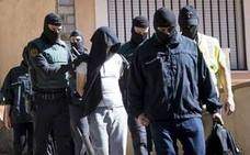 Diez detenidos en territorio valenciano durante el último año y medio
