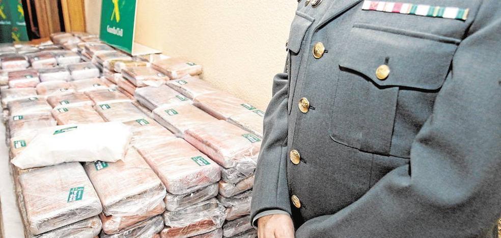Intervenidos 295 kilos de cocaína en el Puerto de Valencia