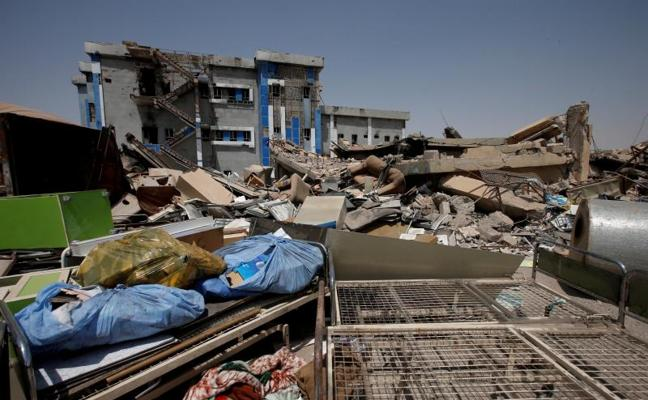 Las fuerzas iraquíes matan a 66 terroristas del Daesh al oeste de Mosul