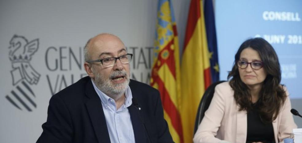 El Consell de Transparencia frena a Manuel Alcaraz y limita la difusión de informes de la Abogacía