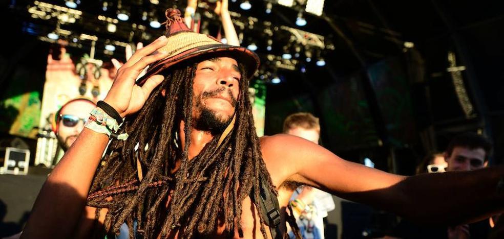 Más de 220.000 personas responden a la llamada del Rototom en ocho jornadas de música y multiculturalidad