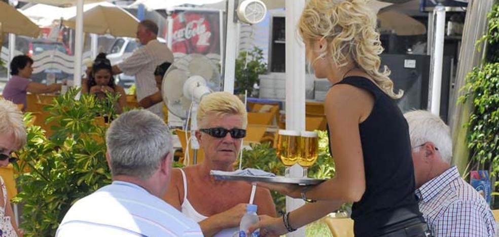 Los afiliados a la Seguridad Social en turismo crecen un 3,6 % en julio en la Comunitat