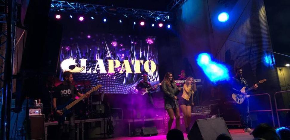 Agenda de verano de la orquesta La Pato. Fechas en pueblos y ciudades de Valencia, Alicante y Castellón para 2017
