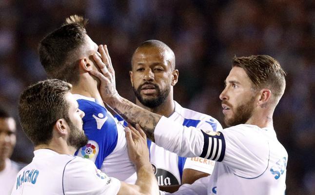 Sergio Ramos: «¿Los árbitros? No creo que sea nada premeditado»