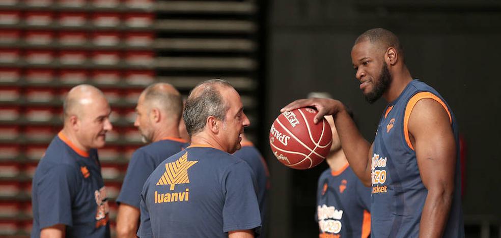 El Valencia Basket se pone en marcha