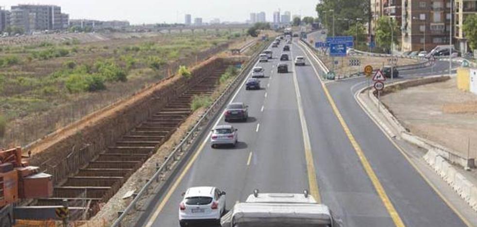 Las obras de enlace A-3 y V-30 cortarán el acceso a Xirivella a partir del miércoles