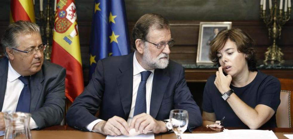 El Pacto Antiterrorista se reúne con Unidos Podemos, PNV y PDeCAT como 'observadores'