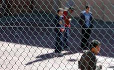 Una reyerta junto al centro de menores de Buñol se salda con varios detenidos