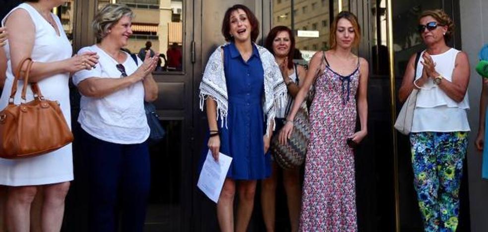 Juana Rivas: «No me voy a la cárcel; me voy a casa con mis niños»