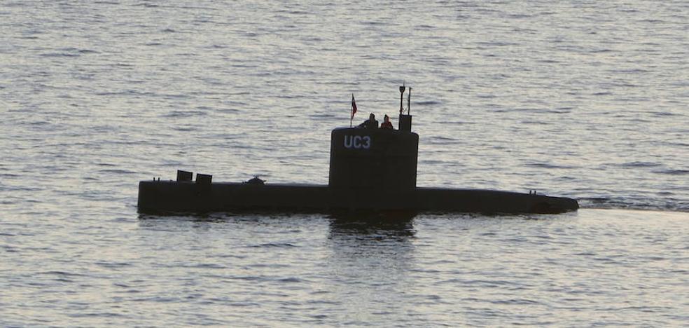 El dueño del submarino reconoce que arrojó el cadáver de la periodista al mar
