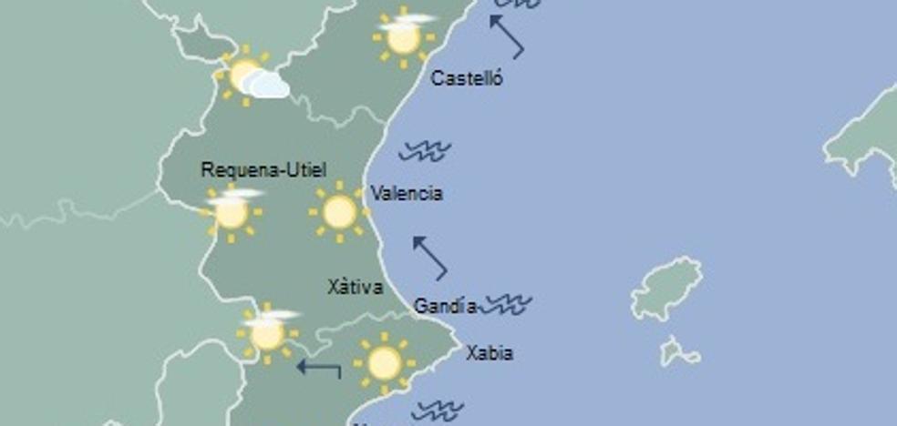 El tiempo | Las temperaturas ascienden en la Comunitat Valenciana y llegan a los 37 grados en Xàtiva