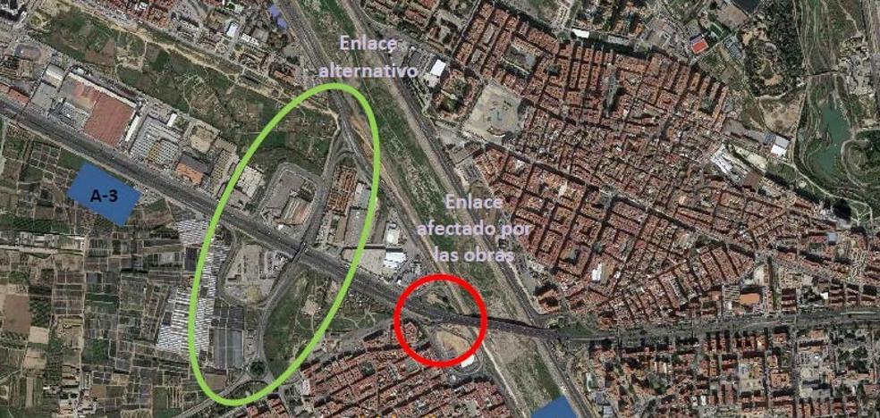 El Ayuntamiento de Valencia y el Gobierno se enzarzan por las obras de la V-30