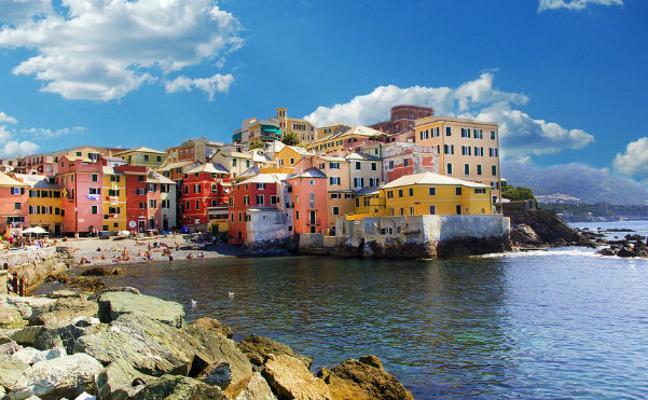 Génova, una ciudad histórica vinculada al mar
