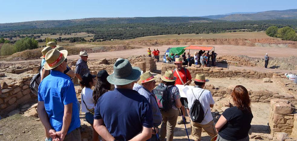 Descubierto en Morella un pueblo visigodo del siglo VII