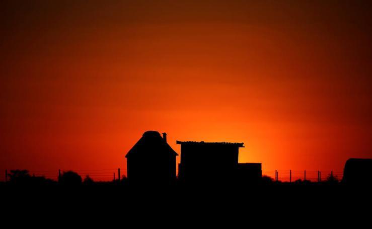 Fotos de la región abandonada de Stonehenge (Australia)