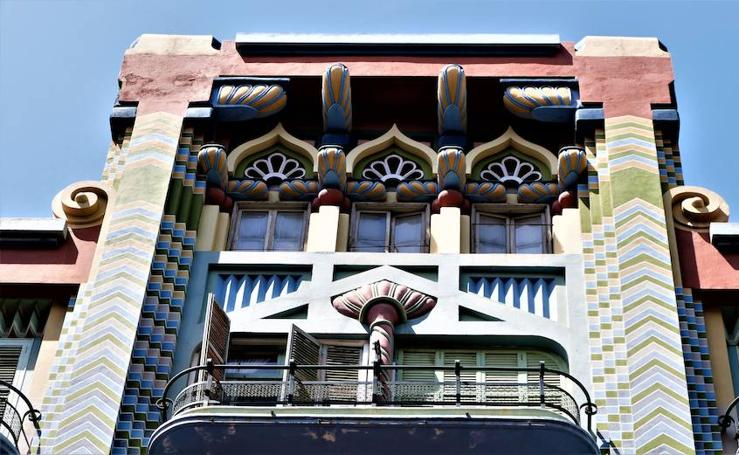 Fotos de la casa judía en Valencia