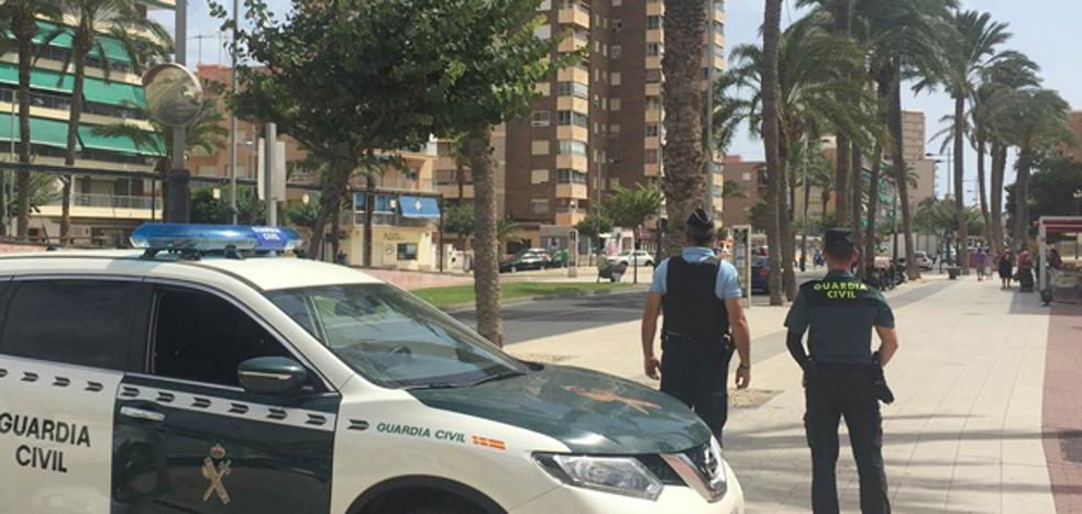 Detenido un repartidor de bebida por simular haber sufrido un robo con burundanga