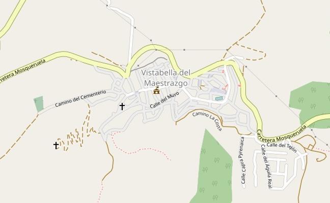 Dos motoristas muertos por salirse de la vía en Castellón