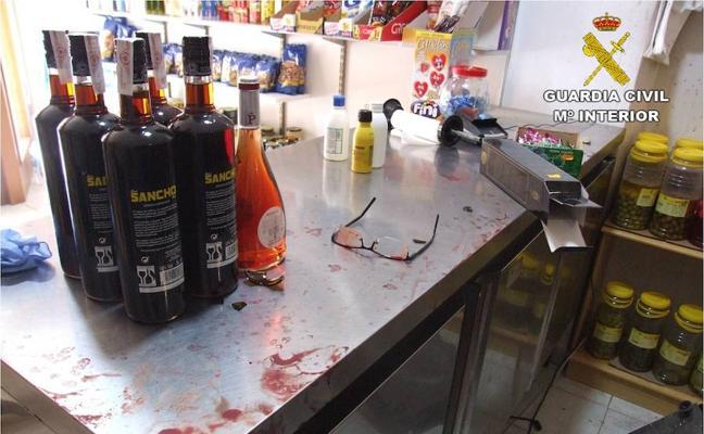 Detenido el autor de un robo con fuerza en una tienda de Cocentaina