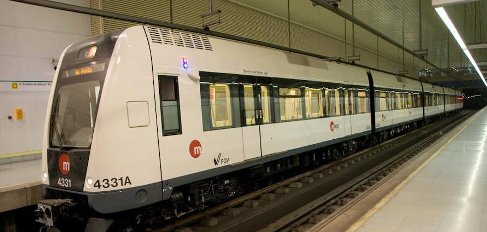 FGV incorporará 59 nuevas máquinas de venta automática de títulos a las estaciones de Metrovalencia