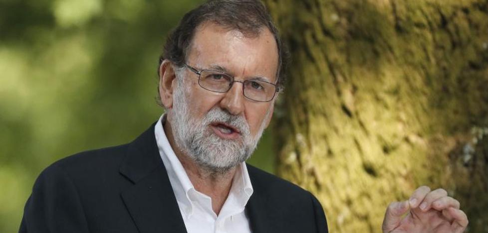 Rajoy comparece en el Congreso por Gürtel el miércoles por la mañana