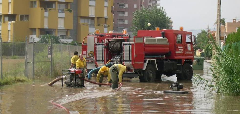 El Consell pide a los municipios con riesgo de inundación que redacten planes
