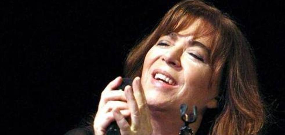 Suspendido el concierto de Maria del Mar Bonet en Sueca por motivos de salud