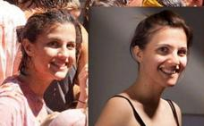 Reaparece la chica de La Tomatina tras cinco años de búsqueda