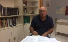 Joaquín Soto, funcionario suspendido: «La psicóloga me recomendó hacer bricolaje para distraerme y no cobré»
