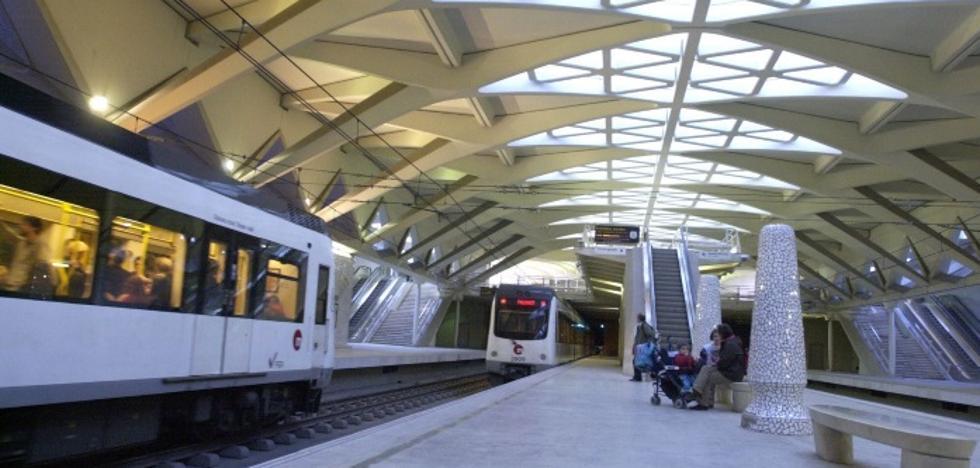 Paterna bonificará el 50% de coste del abono de transporte de FGV