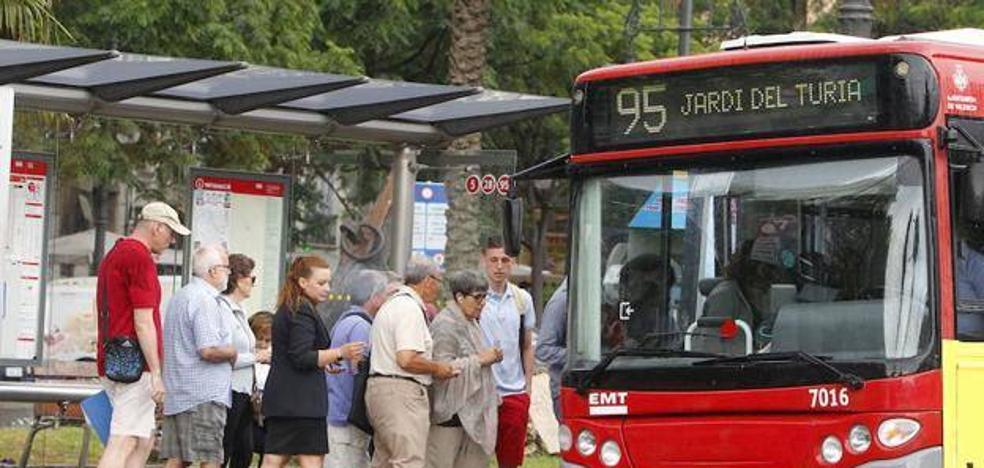 ¿En qué ciudad española es más caro coger el autobus?