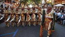 Pueblos en fiestas este fin de semana en la Comunitat Valenciana