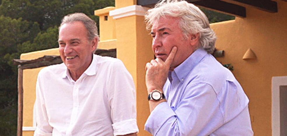 Bertín Osborne recuerda muy emocionado a Ángel Nieto: «Lo he pasado muy mal»