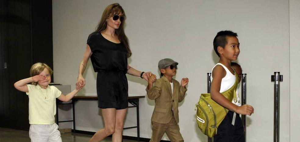 Angelina Jolie dice que no encuentra «nada bueno» en su soltería