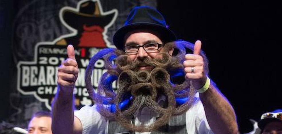 Las barbas más increíbles del mundo se citan en Texas