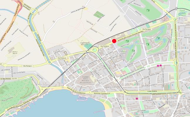 Salvan la vida a una mujer de 61 años tras entrar en parada cardiorrespiratoria en un centro deportivo de Alicante