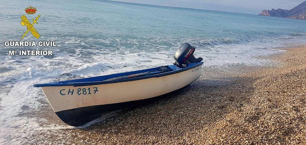 La llegada de pateras a las costas de la Comunitat Valenciana se triplica en un año