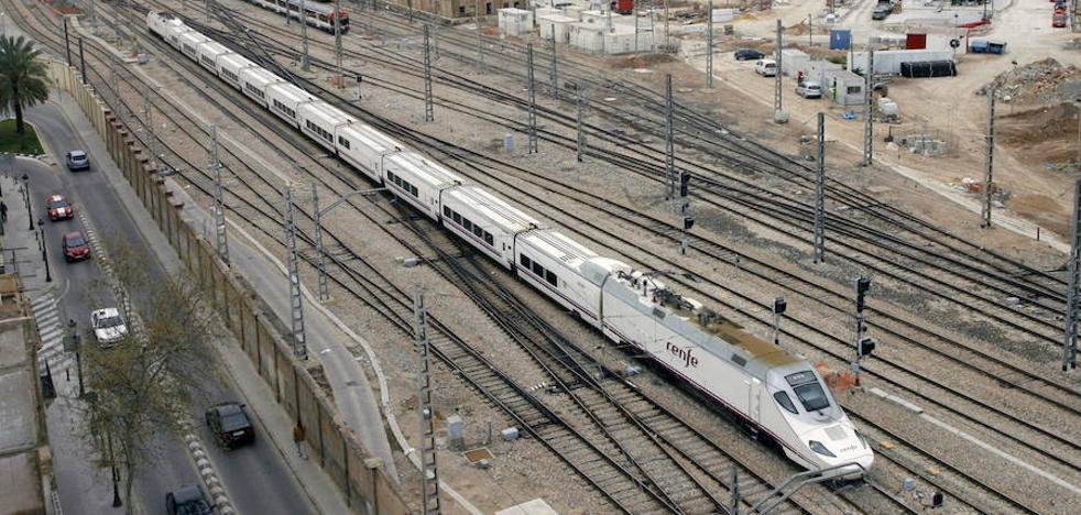 Fomento revisa el proyecto del túnel ferroviario que cruzará Valencia