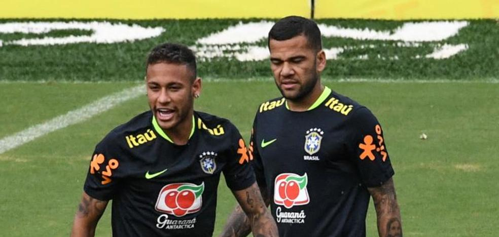 Neymar se burla de Bartomeu: «Este presidente es un chiste»