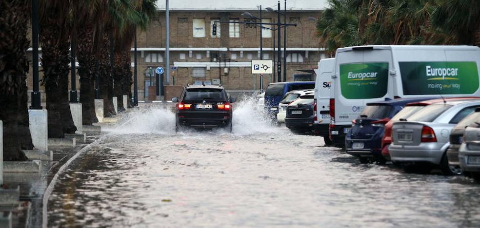 El tiempo en Valencia, Alicante y Castellón | Mañana, nivel máximo de alerta amarilla por tormentas en el interior de la Comunitat Valenciana